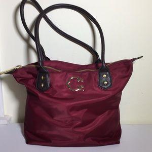 C Winder nylon purple bag